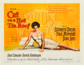 """Movie Posters:Drama, Cat on a Hot Tin Roof (MGM, 1958). Half Sheet (22"""" X 28"""") Style A....."""