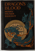 Books:Mystery & Detective Fiction, Henry Milner Rideout. Dragon's Blood. Boston: HoughtonMifflin, 1909. First edition, first printing. Octavo. 270...