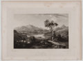 Antiques:Posters & Prints, Lot of 8 Antique Plates of Scottish Lochs and Castles. From The Lakes of Scotland by John Fleming, Glasgow: Joseph Swan,...