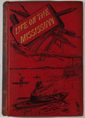 Books:Literature Pre-1900, Mark Twain. Life on the Mississippi. London: Chatto &Windus, 1883. First British edition. 25, 561 pages, 32 pag...