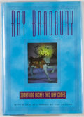 Books:Science Fiction & Fantasy, Ray Bradbury. SIGNED. Something Wicked This Way Comes. New York: Avon, [1999]. Later edition, first printing. Sign...