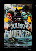 "Movie Posters:Comedy, Young Frankenstein (20th Century Fox, 1974). Special Poster (34"" X48"").. ..."
