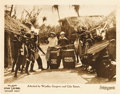 "Movie Posters:Comedy, Roughest Africa (Pathé, 1923). Lobby Card (11"" X 14"").. ..."