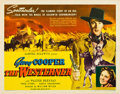 """Movie Posters:Western, The Westerner (United Artists, 1940). Half Sheet (22"""" X 28"""").. ..."""