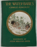 Books:Color-Plate Books, Jessie Willcox Smith [illustrator]. Charles Kingsley. The Water-Babies. New York: Dodd, Mead, [1916]. First edition....