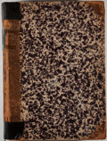 Books:Periodicals, Harper's Weekly. Bound Volume of Issues from 1873 includingVolume XVII. Numbers 836-887. Contemporary half leather ...