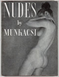 Books:Photography, [Martin] Munkacsi. Nudes. New York: Greenberg, [1951]. Firstedition. Quarto. 74 pages. Publisher's binding and ...