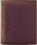 Books:Periodicals, Punch. Bound Volume of Issues from 1888. Volume XCIV. Contemporary full cloth with rubbing and abrading to extremiti...