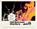 "Movie Posters:Crime, Dirty Harry (Warner Brothers, 1971). Half Sheet (22"" X 28"").. ..."