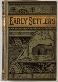 Books:First Editions, Warren Wildwood. Thrilling Adventures Among the EarlySettlers. Illustrated by 200 Engravings. Philadelphia: JohnE....