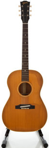 Musical Instruments:Acoustic Guitars, 1964 Gibson B-25 Natural Acoustic Guitar, Serial #172795....