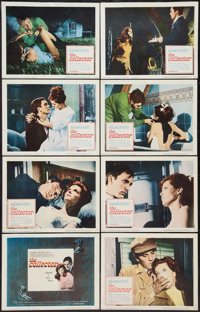 """The Collector (Columbia, 1965). Lobby Card Set of 8 (11"""" X 14""""). Thriller. ... (Total: 8 Items)"""