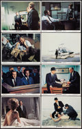 """Movie Posters:Crime, The Detective (20th Century Fox, 1968). Lobby Card Set of 8 (11"""" X 14""""). Crime.. ... (Total: 8 Items)"""
