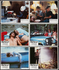"""Friday the 13th and Other Lot (Paramount, 1980). Lobby Card Set of 8 and Lobby Cards (4) (11"""" X 14""""). Horror..."""