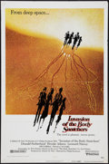 """Movie Posters:Science Fiction, Invasion of the Body Snatchers (United Artists, 1978). One Sheet (27"""" X 41"""") Advance, and Lobby Card (11"""" X 14""""). Science Fi... (Total: 2 Items)"""
