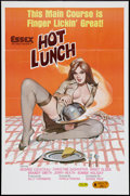 """Movie Posters:Adult, Hot Lunch (Essex, 1978). One Sheet (25"""" X 38""""). Adult.. ..."""