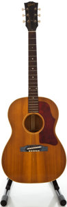 Musical Instruments:Acoustic Guitars, 1964 Gibson B-25 Natural Acoustic Guitar, Serial #210306....