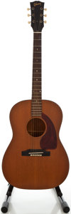Musical Instruments:Acoustic Guitars, 1965 Gibson LG-0 Mahogany Acoustic Guitar, Serial #254310....