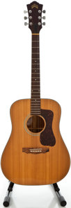 Musical Instruments:Acoustic Guitars, 1979 Guild D-35NT Natural Acoustic Guitar, Serial #DB100361....