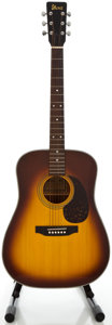 Musical Instruments:Acoustic Guitars, Ibanez 950 Sunburst Acoustic Guitar...