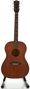 Musical Instruments:Acoustic Guitars, 1963 Gibson LG-0 Mahogany Acoustic Guitar, Serial #98939....