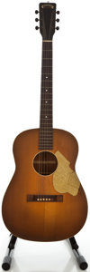 Musical Instruments:Acoustic Guitars, 1935 Epiphone Masterbuilt FT1 Sunburst Acoustic Guitar, Serial #9155....
