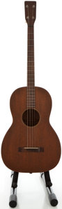 Musical Instruments:Acoustic Guitars, 1928 Martin Style 0 Mahogany Acoustic Tenor Guitar, Model#36517....