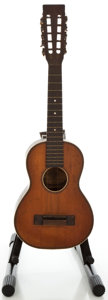 Musical Instruments:Banjos, Mandolins, & Ukes, Circa 1920's Regal Tipple Model Natural ...