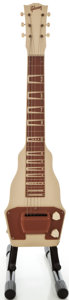 Musical Instruments:Lap Steel Guitars, 1940's Gibson BR-9 Tan Lap Steel Guitar....