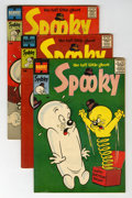 Silver Age (1956-1969):Humor, Spooky File Copy Group (Harvey, 1957-75) Condition: Average VF+.... (Total: 83 Comic Books)