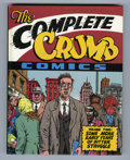 Modern Age (1980-Present):Alternative/Underground, The Complete Crumb Comics Volume 2 Signed Hardcover Edition 587/600(Fantagraphics Books, 1988) Condition: VF....