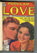 Pulps:Romance, Popular Love Bound Volumes (Better Publications, 1936-49).... (Total: 7 Items)