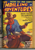 Pulps:Science Fiction, Thrilling Pulps Bound Volumes (Standard, 1937-49).... (Total: 6 Items)
