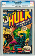 Bronze Age (1970-1979):Superhero, The Incredible Hulk #182 (Marvel, 1974) CGC NM 9.4 Cream to off-white pages....
