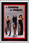 """Movie Posters:Adult, A Coming of Angels: The Sequel and Other Lot (Caballero Control, 1985). One Sheets (2) (27"""" X 41""""). Adult.. ... (Total: 2 Items)"""