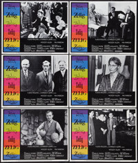 """Zelig and Other Lot (Orion, 1983). Lobby Card Set of 8 and Lobby Cards (6)(11"""" X 14""""). Comedy. ... (Total: 14..."""