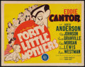 """Movie Posters:Comedy, Forty Little Mothers (MGM, 1940). Title Lobby Card (11"""" X 14""""). Comedy.. ..."""