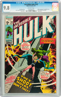 Bronze Age (1970-1979):Superhero, The Incredible Hulk #142 (Marvel, 1971) CGC NM/MT 9.8 Off-white pages....