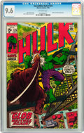 Bronze Age (1970-1979):Superhero, The Incredible Hulk #129 (Marvel, 1970) CGC NM+ 9.6 Off-white pages....