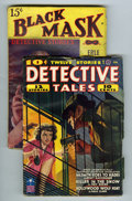 Pulps:Detective, Assorted Detective Pulps Group (Various, 1938-43) Condition:Average VG+.... (Total: 2 Comic Books)