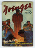 Pulps:Hero, The Avenger V2#6 (Street & Smith, 1940) Condition: VG/FN....