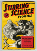 Pulps:Science Fiction, Stirring Science Stories - April 1941 (Albing Publications, 1941)Condition: FN-....
