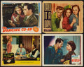 """Movie Posters:Comedy, The More the Merrier and Others Lot (Columbia, 1943). Lobby Cards (4) (11"""" X 14""""). Comedy.. ... (Total: 4 Items)"""