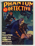 Pulps:Hero, The Phantom Detective - July 1940 (Standard Magazines, 1940) Condition: VG+....