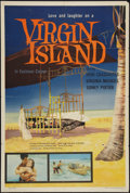 "Movie Posters:Drama, Virgin Island & Other Lot (Lion International, 1958). BritishOne Sheets (2) (27"" X 40""). Drama.. ... (Total: 2 Items)"