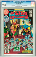 Modern Age (1980-Present):Superhero, All-Star Squadron #1 (DC, 1981) CGC NM/MT 9.8 Off-white to white pages....