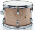 Musical Instruments:Drums & Percussion, 1960's Ludwig Tom Champagne Sparkle, Serial #302922....