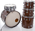 Musical Instruments:Drums & Percussion, 1970's Ludwig Drum Set, Serial #1755009.... (Total: 5 Items)
