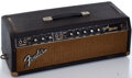 Musical Instruments:Amplifiers, PA, & Effects, 1967 Fender Bandmaster Blackface Guitar Amplifier, Serial #A22433....