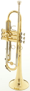 Musical Instruments:Horns & Wind Instruments, Holton MF Horn ST307 Brass Trumpet, Serial #225959....